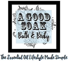A Good Soak Bath & Body